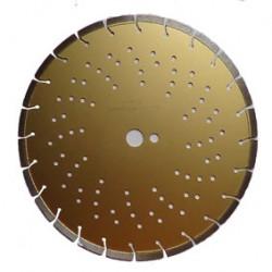 Disc diamantat pentru asfalt/beton 350x25.4x10
