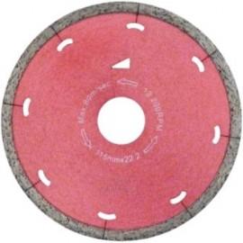 Disc diamantat pentru gresie portelanata extrem de dura 200x22.2